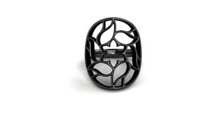 Ring Milano Schwarz