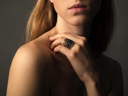 Ring Yorkshire Schwarz