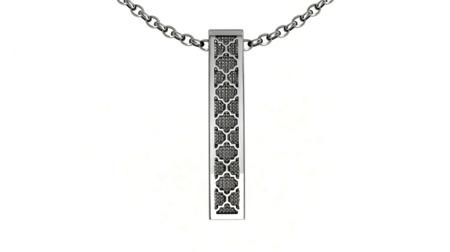 Naszyjnik Classic Silver